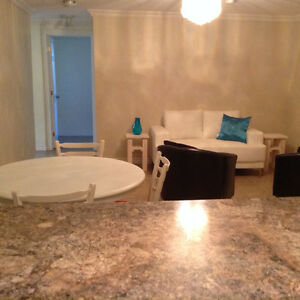 3 LARGE BEDROOM BASEMENT APT. VERY QUIET SURROUNDINGS