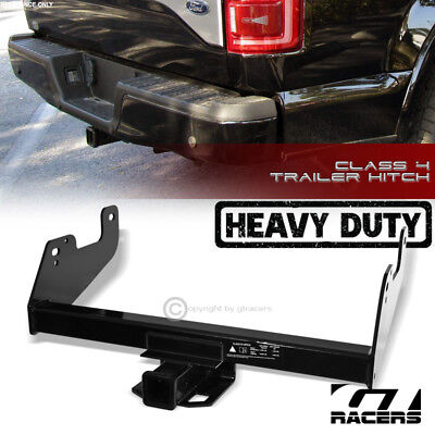 For 2015-2018 Ford F150 Class 4 Trailer Hitch Receiver Bumper Tow Heavy Duty 2