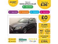 Volvo V50 1.6D ( s/s ) 2012MY DRIVe SE R DESIGN FROM £36 PER WEEK !