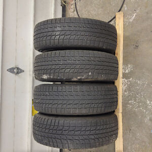 Michelin latitude x ice winter tires