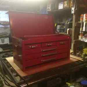 mastrcraft toolbox Cambridge Kitchener Area image 2