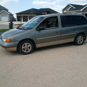 1998 Ford Windstar NorthWoods Minivan, Van