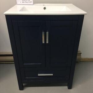 """24"""",30"""",36"""" Wood Bathroom Vanities ( Navy Blue , Espresso)"""