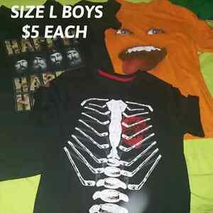 BOYS CLOTHING MOSTLY SIZE M (7/8) London Ontario image 5