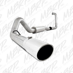 "03-05 FORD EXCURSION 6.0 POWERSTROKE DIESEL 4"" MBRP EXHAUST KIT"