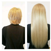 $300 MICROLINK/TAPE IN HUMAN HAIR EXTENSIONS 170G SPECIAL