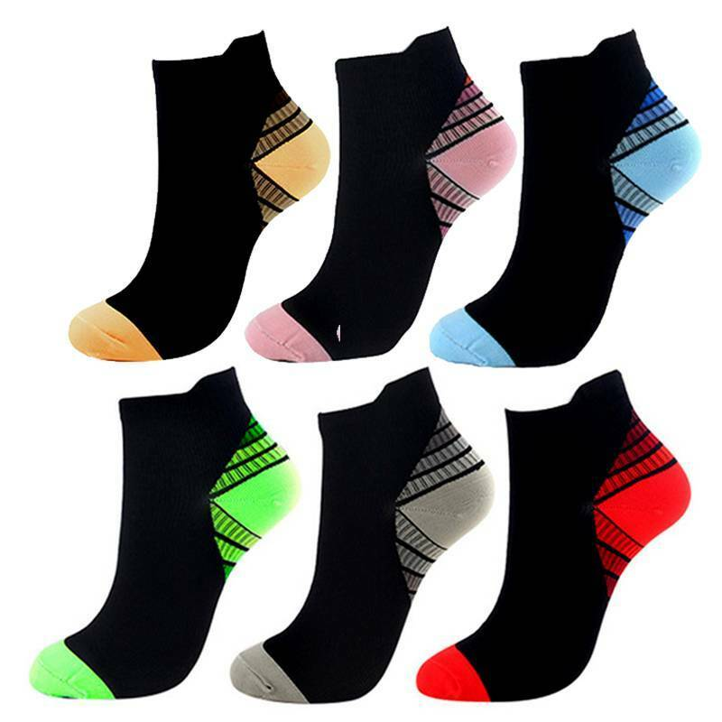 Compression Socks Foot Plantar Fasciitis Sleeve Arch Support