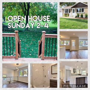 **OPEN HOUSE** Fully renovated house for sale