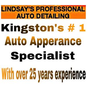 Lindsay's Professional Auto Detailing