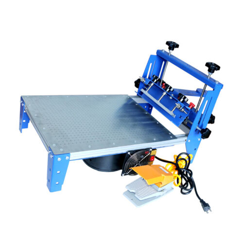 "TECHTONGDA 3 Directions Micro-adjustable Vacuum Screen Printer---20"" x 24"""
