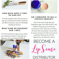 Become a lip boss today ! Join my team .