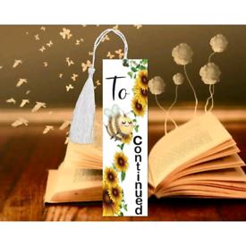 Luxury jumbo bookmark