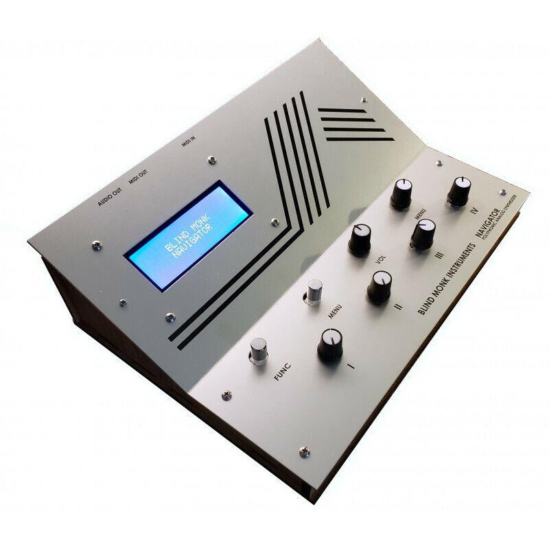 Blind Monk Instruments Navigator Polyphonic Analog Synthesizer