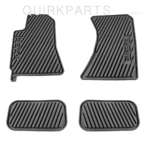 Genuine Subaru Forester 2002-2008 All Weather Mats (Like New)