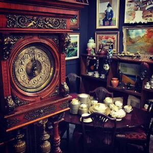 ENCAN LE JEUDI 13 DECEMBRE - AUCTION THURSDAY DECEMBER 13TH