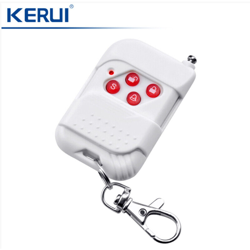 KERUI Home Office Anti-theft Security Alarm System Wireless Remote Control