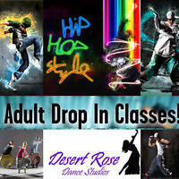 Hip Hop Summer Classes