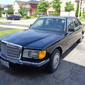 Mercedes 560 Sel | Kijiji in Ontario  - Buy, Sell & Save with