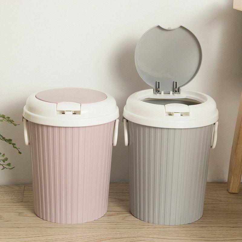 Portable Home Supplies Eco-friendly Trash Bins Rectangular S