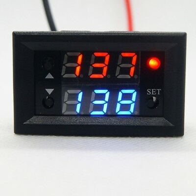 Adjustable 12v Timer Delay Relay Module Digital Led Display Cycle 0-999 Relay