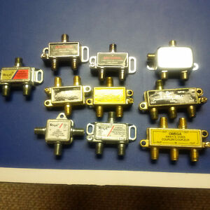 lot de jonction de cable (splitter)