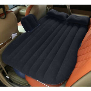 Car Bed Back Seat Inflatable Air Mattress for Camping Travel