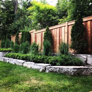 GALWAY GREEN'S LANDSCAPING FENCE BUILD, NORFOLK