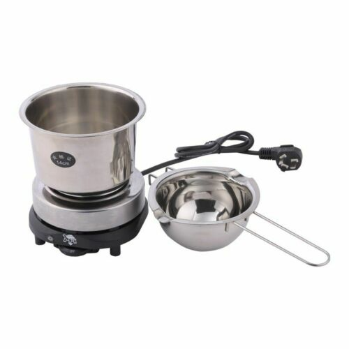 Wax Heating Boiler Set DIY Soap Candle Making Chocolate Melting Equipment &Tools