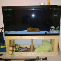 90 gallon Fish tank and accessories