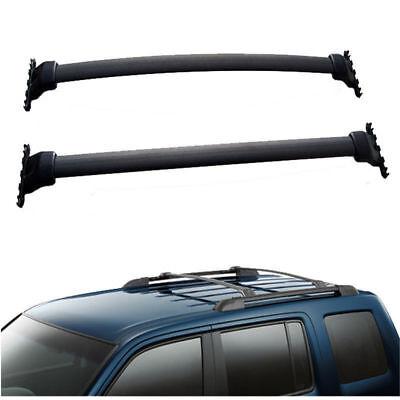 Honda Pilot Crossbars (For 09-15 Honda Pilot OE Style Roof Rack Side Rails +Cross Bar Combo 4 Pieces  )