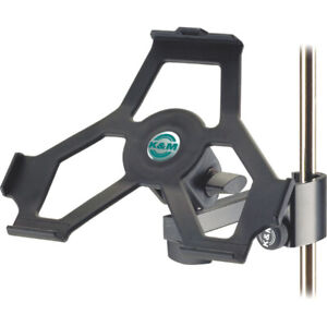 K&M support  / Music Stand Holder for iPad 2nd, 3rd, 4th Gen