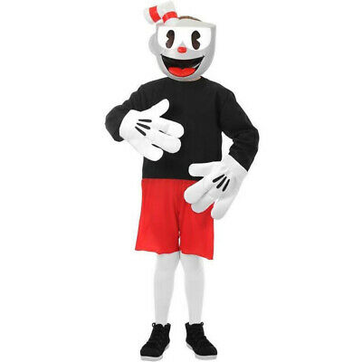 Cuphead - Child Character Costume - Assorted Characters! - Elope - Baby Character Costumes