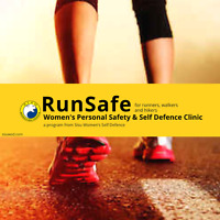 RunSafe women's self defence for runners and walkers