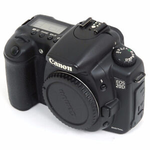 Canon EOS 20D (Body Only)