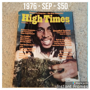 Hightimes Magazines