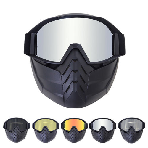Protective Safety Goggles Scratch-resistant Face Mask Shield Work Glasses PPE