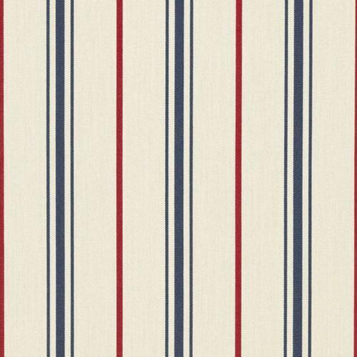 Ralph Lauren Sunbrella Fabric Marina Stripe Admiral 7 Yards