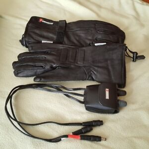 Gerbing Heated Jacket Liner & Gloves -  12 V   ATV & M/Cycle
