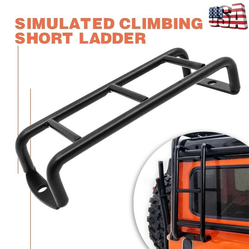 metal stair ladder accessories for traxxas trx4