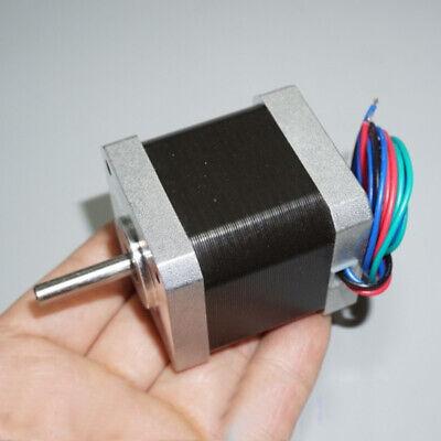 1.8 Degree Nema 17 42mm 2-phase 4-wire Stepper Motor Cnc Robot Reprap 3d Printer