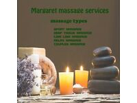 Offer a mobile massage service in all London areas