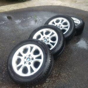 BMW X3 OEM Rims