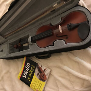 Beginners violin - perfect condition