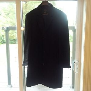 Gorgeous Alfred Sung men's long jacket