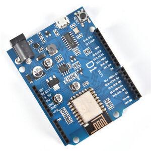 ESP8266 ESP-12E UART WIFI Wireless Shield TTL Converter For Arduino UNO R3$S$