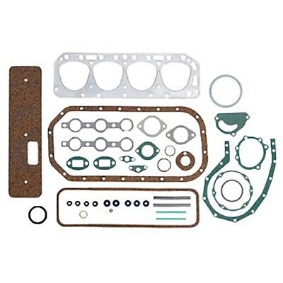 Ford Naa 600 700 134 Gas Full Gasket Set 1953-57 W Non-metal Head Gasket