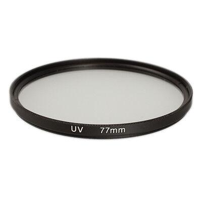 UV Filter 77mm Universal: für alle Filtergewinde mit 77 mm Ø