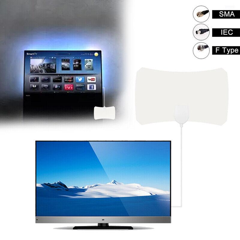 200 Mile Range Indoor Digital HD TV Antenna Aerial Skylink 4