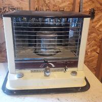 Toyoset Model RSA - 24A Kerosene Heater