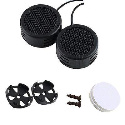 2 x 500 Watts Super Power Loud Dome Tweeter Speakers for Car 500W NEW H9 N